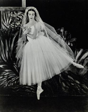Alicia Markova, shown in 1942, was the first openly Jewish and first British classical prima ballerina.